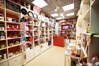 Франшиза магазинов суверниров и подарков