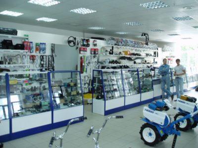 Магазин инструментов