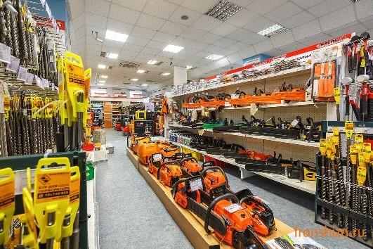 Франшиза магазинов инструментов