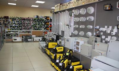 Франшиза магазинов электротоваров