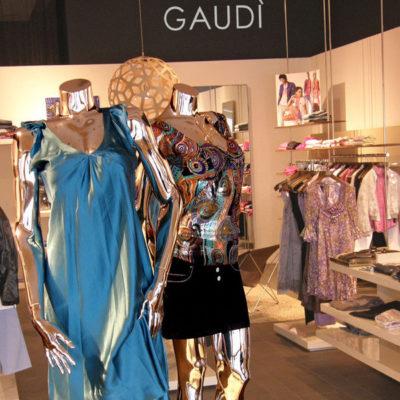 Магазин итальянской одежды Gaudi
